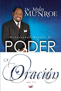 Devocional Diario de Poder y Oración para los 365 días (Spanish Edition)