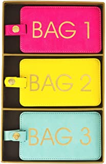 Best his and hers luggage tags uk Reviews