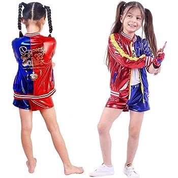 Rojo, Pantalones Cortos Kindermantel Camiseta Guante De Disfraces ...