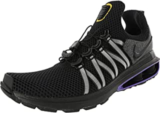 Men's Shox Gravity Ankle-High Running Shoe - 11.5M - Black/Black - Multi-Colored