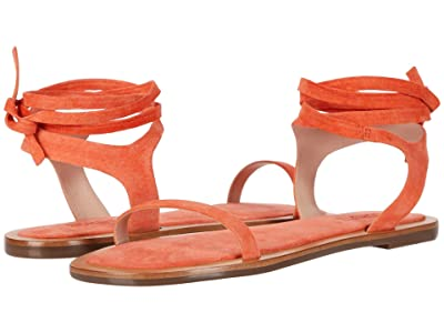 Schutz Savi (Flame Orange Mayale) Women
