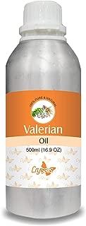 Crysalis Valerian Oil (Valeriana-Officinalis) 100% Natural Pure Essential Oil 500ml