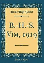 B.-H.-S. Vim, 1919 (Classic Reprint)
