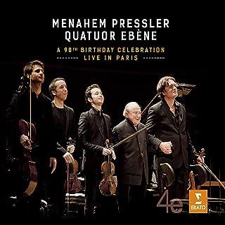 Menahem Pressler - 90th Birthday Celecration - Live in Paris