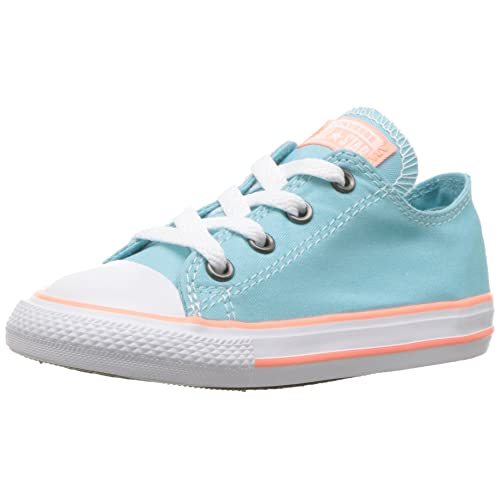 551834e77434 Converse Kids  Chuck Taylor All Star Seasonal Canvas Low Top Sneaker