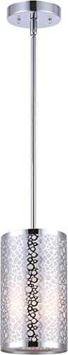 discount CANARM new arrival IPL527A01CH Montreal 1-Light Rod lowest Pendant online