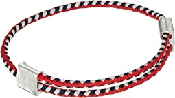 Hope Rope Red White Blue Bracelet
