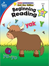 Carson Dellosa   Beginning Reading Workbook   Kindergarten, 64pgs (Home Workbooks)