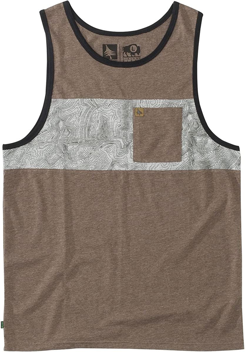 Hippy Tree Men's discount Wander All items in the store Top Tank