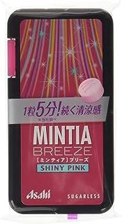 アサヒグループ食品 黄 ミンティアブリーズ シャイニーピンク 30粒(22g)