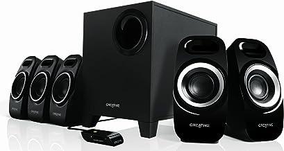 Best Creative Inspire T6300 51MF4115AA002 5.1 Channel 22 Watt Subwoofer Speaker System Review