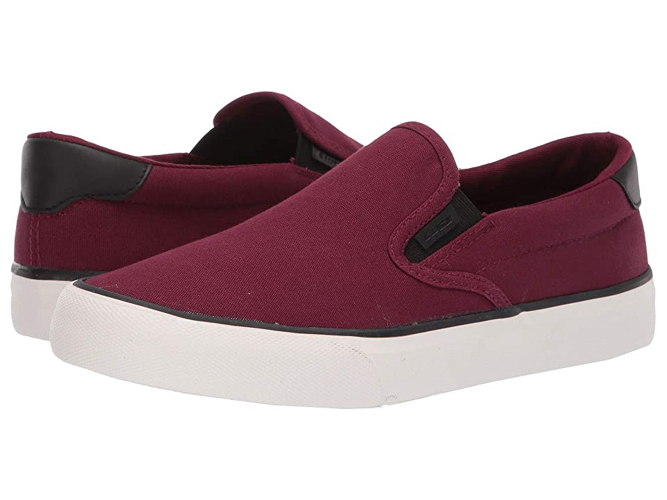 Lugz Clipper (Berry/Black/Off-White) Women
