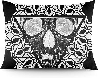 Amazon.com: Bentin Home Decor Menorah 3 Throw Pillow w ...