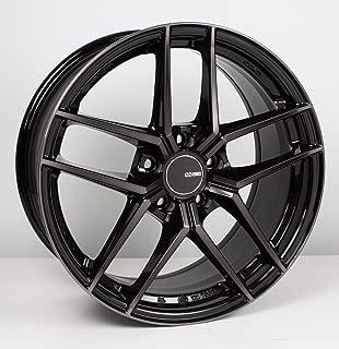 19x8.5 Enkei TY5 (Pearl Black) Wheels/Rims 5x120 (498-985-1238MBM)