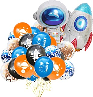 Space Theme Party Supples Balloon