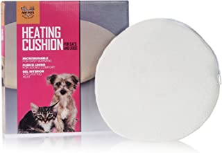 Arf pets Microwavable Pet Heating Pad Self Warming Cat Mat Cozy Cover- Cushion is Included