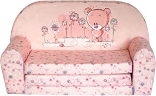 Fortisline Mini-canapé Enfant Sofa Motif Sweet Bear W386_04