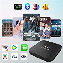 2020 A3 PRO Chinese 2GB RAM+32GB ROM WiFi 5G 藍牙4.0 Upgraded from HTV Box..