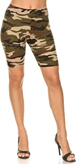 Best camo print biker shorts Reviews