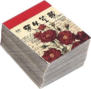 EXCEART 1 Vintage Set DIY Scrapbooking Matériel Paperscrapbook Papier Packs Papier à Lettres Papier Scrapbooking Vintage p...
