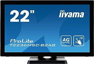 "iiyama ProLite T2236MSC 21.5"" 1920 x 1080pixels Multi-touch"
