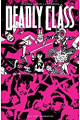 Deadly Class Vol. 10: Save Your Generation Kindle Edition