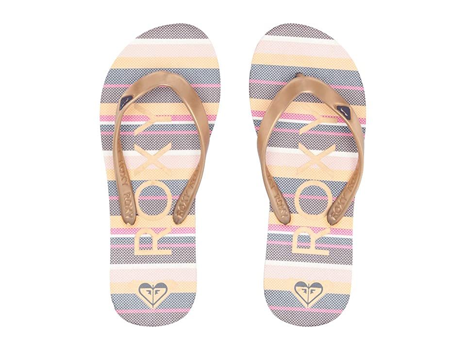 Roxy Kids Tahiti VI (Little Kid/Big Kid) (Multi 1) Girls Shoes