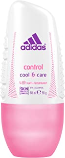 Adidas Control Anti-Perspirant Roll-On For Her 50 ml