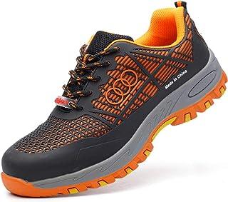 N\C Verbindung Kappe Kappe Sicherheit Schuhe Frauen Stiefel Atmungsaktive Isolierung 6KV Arbeit Schuhe Männer Anti-Smash E...