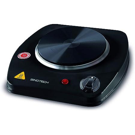 Sinotech Gd037 Hornillo eléctrico individual