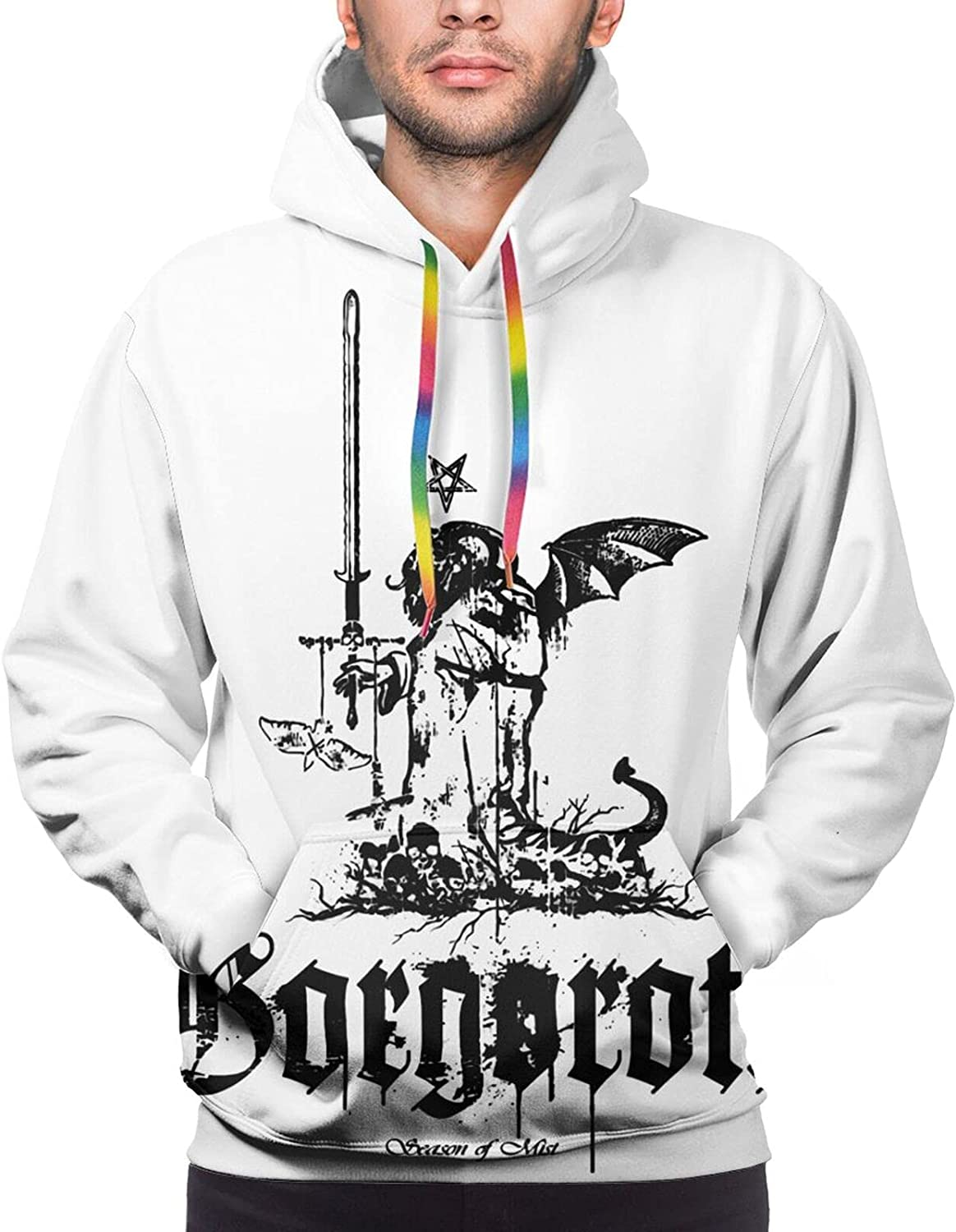 Gorgoroth Pullover Boy Outdoor leisure sports Travel loose
