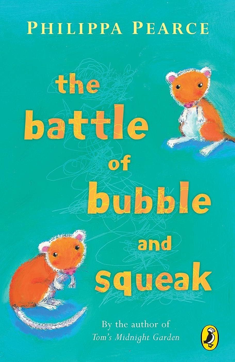 ブラウン透明にスクラップブックThe Battle of Bubble and Squeak (English Edition)
