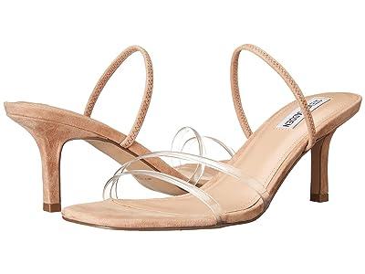 Steve Madden Loft Heeled Sandal (Clear) Women