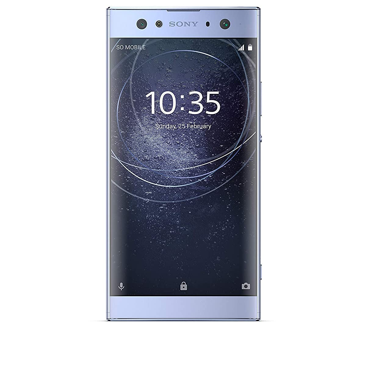 Sony Xperia XA2 Ultra 64GB H4233 Dual SIM Factory Unlocked (Blue)