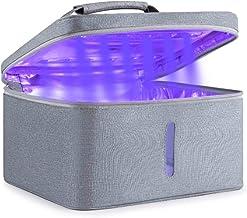 UV Light Sanitizer Portable Sterilizer Lamp for Home Travel, Kills 99% of Germs Viruses & Bacteria… (UV Bag)
