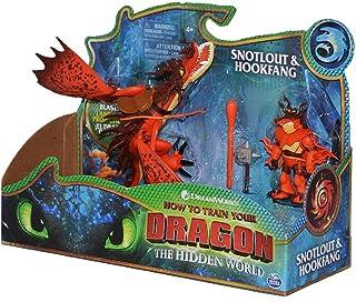 Giochi Preziosi 20103709 3-6045112-PACK Film Dragons & Viking (Assorted Model)