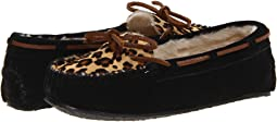 Leopard Cally Slipper