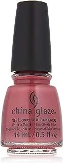 China Glaze Nail Lacquer, Fifth Avenue, 0.5 Fluid Ounce