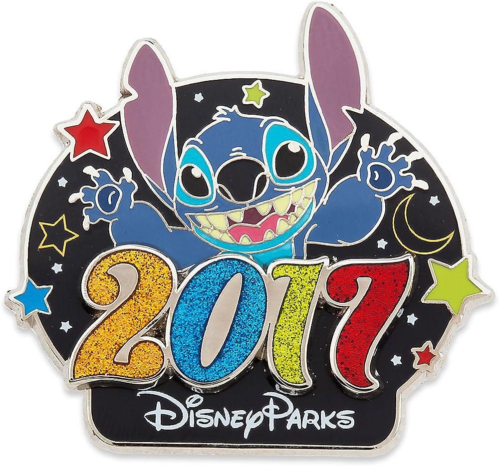 Disney Stitch Pin Parks 2017