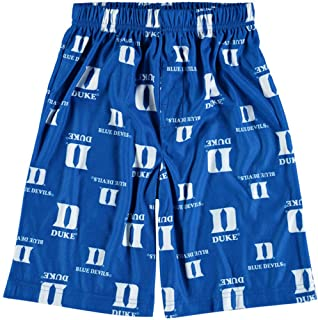 Gen2 Duke Blue Devils Youth All Over Printed Pajama Shorts