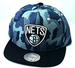 new products 4fbe6 ce2b0 Mitchell   Ness Men s Snapback Hat in Denim Camo