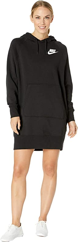 NSW Rally Hoodie Dress Rib