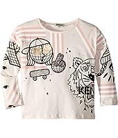 Kenzo Kids - Multi Iconics T-Shirt (Toddler/Little Kids)