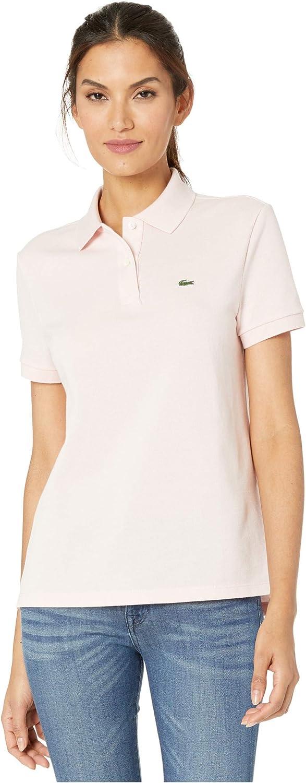 Lacoste Women's Classic Fit Short Sleeve Petit Piqué Polo