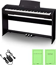 CASIO(カシオ) 88鍵盤 電子ピアノ Privia PX-770BK ブラックウッド調
