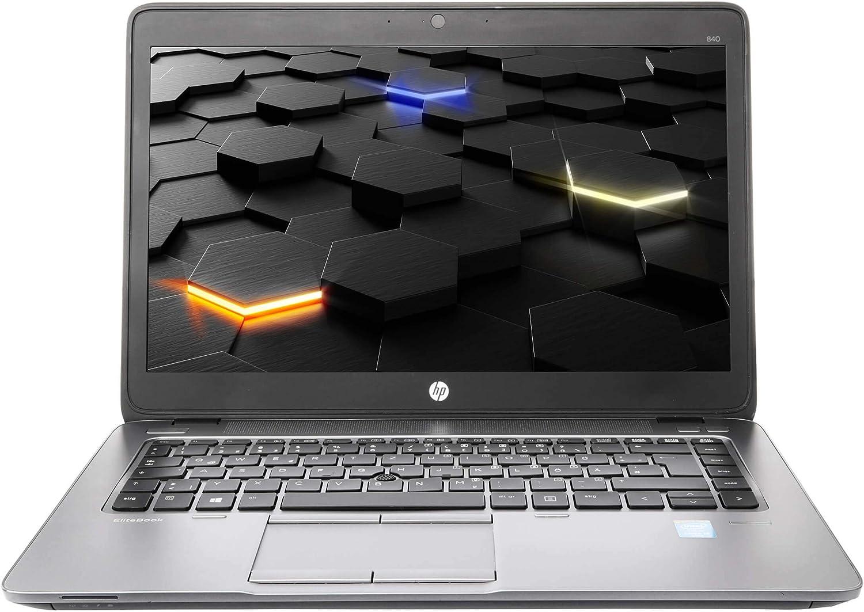 Hp Elitebook 840 G2 Intel Core I5 2 30 Ghz Cpu 8 Gb Computer Zubehör