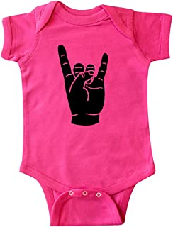 Rocker Horns Infant Creeper
