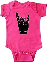 inktastic Rocker Horns Infant Creeper