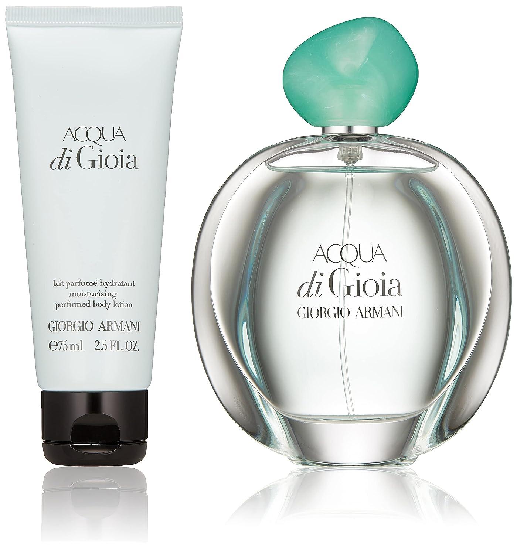 Giorgio Manufacturer direct delivery Armani Acqua Di Gioia 2 Fragrance Piece Women for Set Very popular