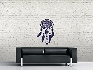 Andre Shop Origami Dream Catcher Urban Loft Wall Decal Stiker Mural ADSX605
